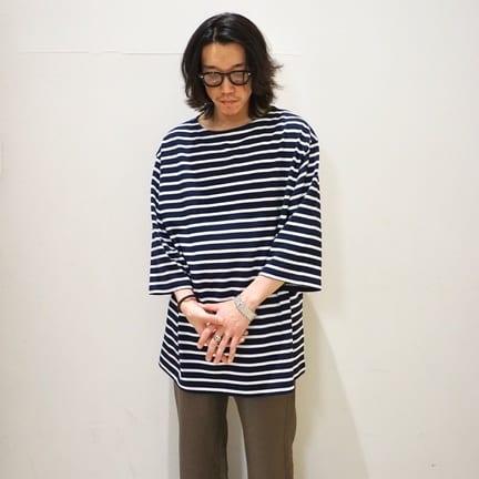 """スタッフ愛用の""""BIG BASQUE(バスク) TEE""""。 【BALLAST ARK】"""