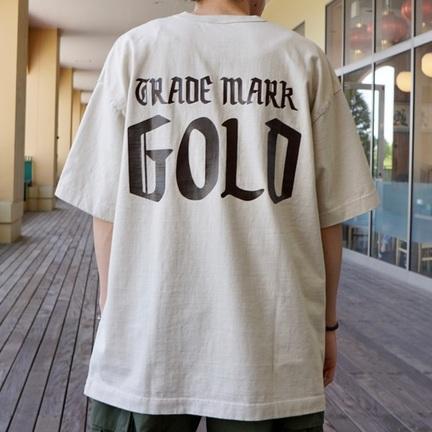 """""""GOLD""""の新作を着てみました。"""