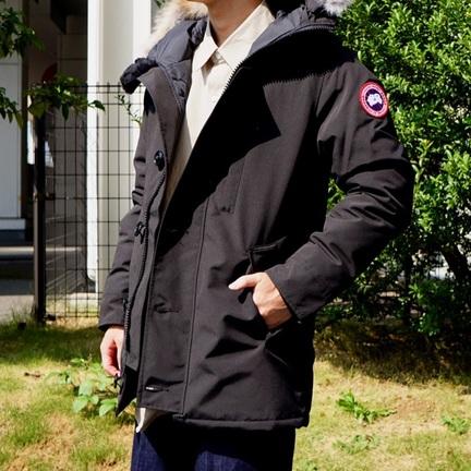 ⭐︎CANADA GOOSE⭐︎ カナダグース 【サイズ感ガイド】 「JASPER PARKA編」