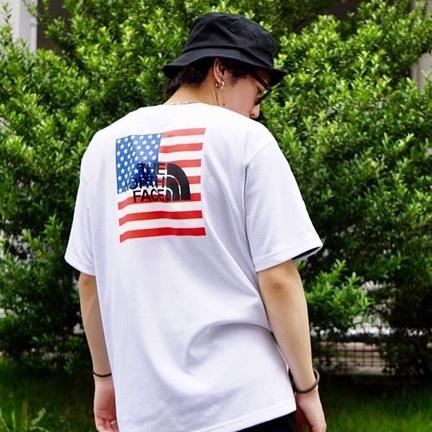 お求めやすく。THE NORTH FACE夏のTシャツ特集
