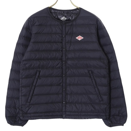DANTON / CREW NECK INNER DOWN JACKET