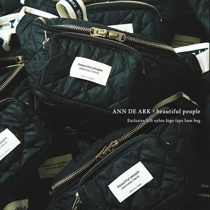 【beautiful people】ANN DE ARK 別注アイテム
