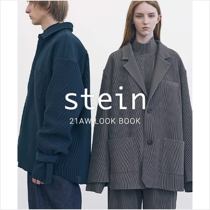 <stein> 21aw 1st delivery