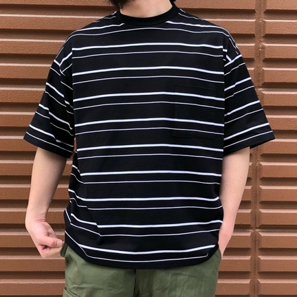 marka(マーカ)のボーダーTシャツ