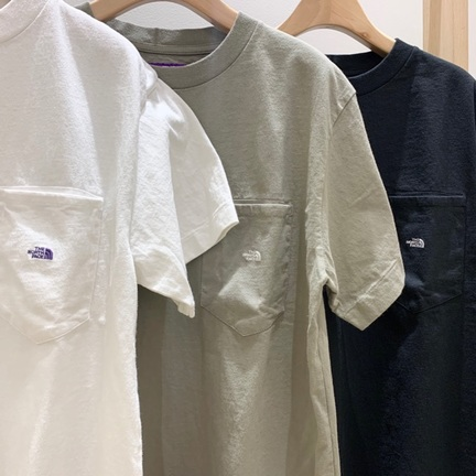 THE NORTH FACE PURPLE LABEL 20SS