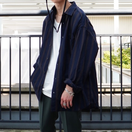 【ONLY ARK】marka(マーカ)の別注シャツ