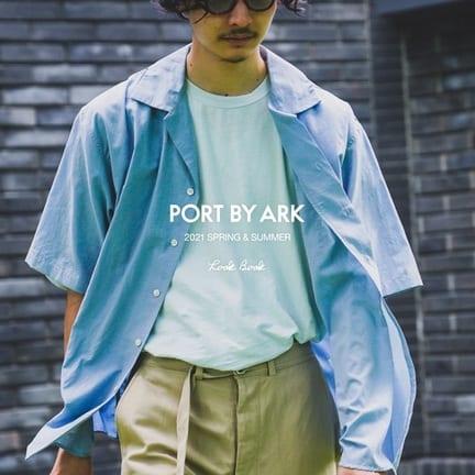 【PORT BY ARK】特設ページ更新!