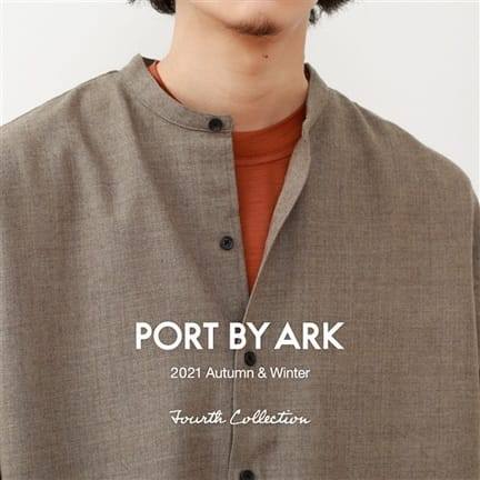 PORT BY ARK(ポートバイ アーク)新作リリース&特設ページ更新です!