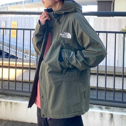 一味違う!特別なMountain Light Jacket