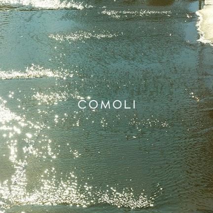 新規取り扱いブランド『COMOLI』スタート!
