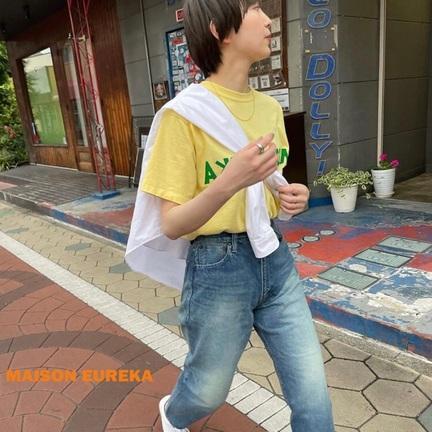 MAISON EUREKAの可愛いTシャツ!