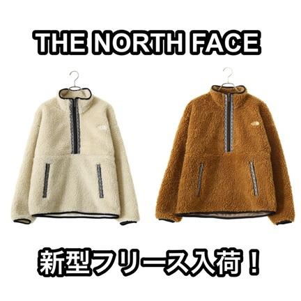 THE NORTH FACEより新型フリース入荷!!