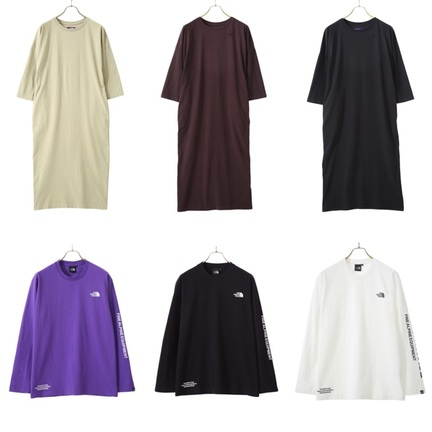 新入荷!THE NORTH FACE& THE NORTH FACE PURPLE LABEL