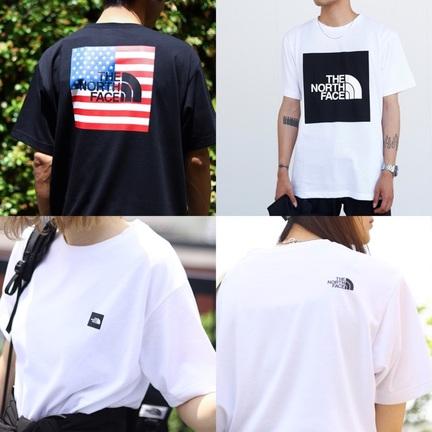 『THE NORTH FACE 』Tシャツコレクション!