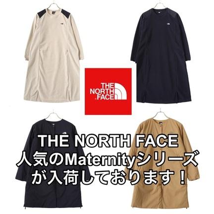 『THE NORTH FACE』人気のマタニティーシリーズ入荷してます!