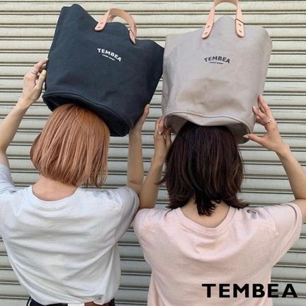 TEMBEAのバッグ可愛いですよ!