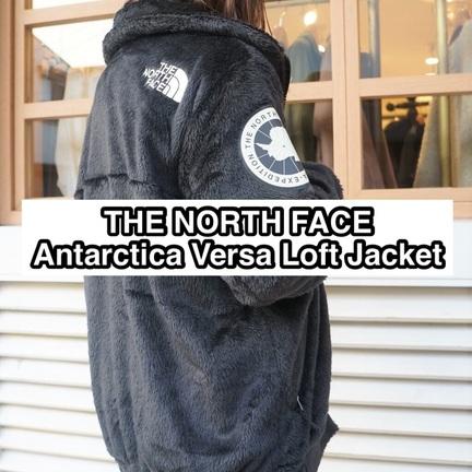 Antarctica Versa Loft Jacket入荷しました!!