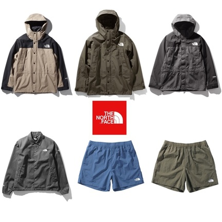 21SS THE NORTH FACE 近日入荷予定!