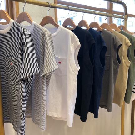 独断と偏見で選ぶ夏のTシャツ5選!