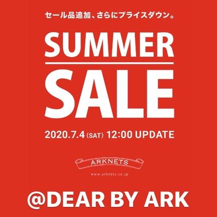 「DEAR BY ARK」おすすめSALEアイテム10選!
