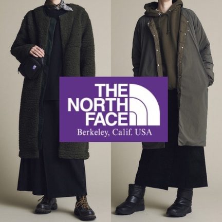 20AW THE NORTH FACE PURPLE LABEL