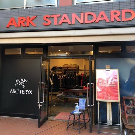 ARKSTANDARD 新入荷情報!
