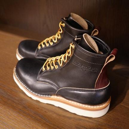 【Whites Boots】から4Q FOREMANが再入荷です。