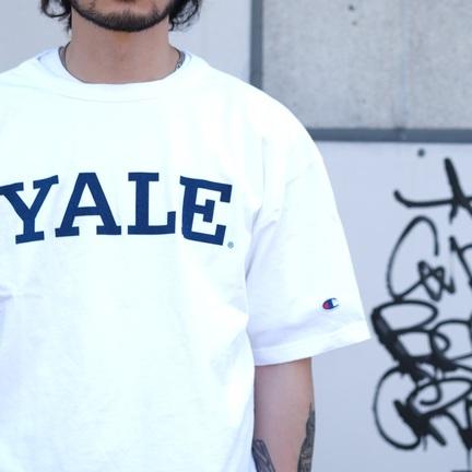 【Champion】タフなTシャツ