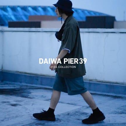 【DAIWA PIER39】数量追加しました!