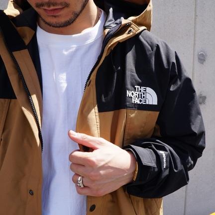 【Mountain Light Jacket】スタッフコーデ
