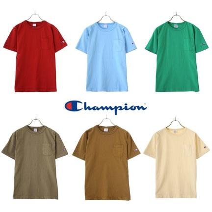 「Champion (チャンピオン)」T-1011 カラバリ豊富で人気です