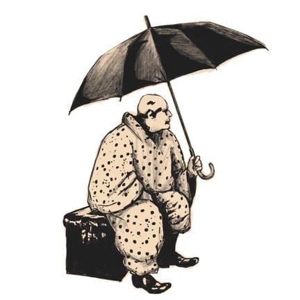 mont-bell(モンベル)の傘、再々再入荷しました。