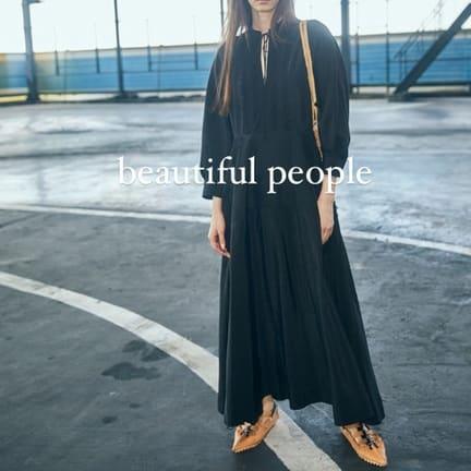 【予約受付開始】 22SS - beautiful people