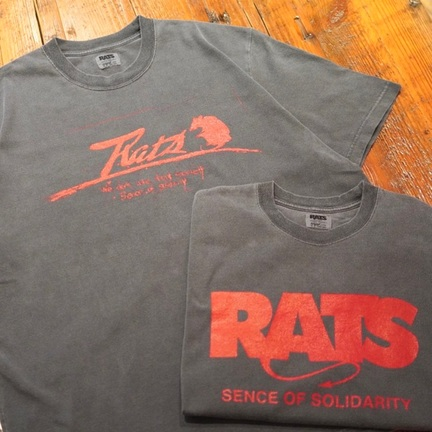 RATS  - RED TAG TEE