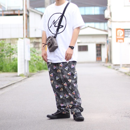 MASSES  / SPACE TRIANGLE PANTS