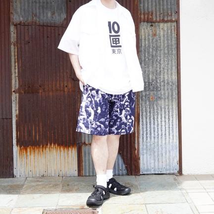 TENBOX  : TENBOX TOKYO TEE