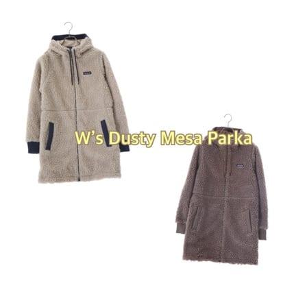 オススメ!patagoniaのW's Dusty Mesa Parka