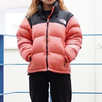 【THE NORTH FACE】Short Nuptse Jacket