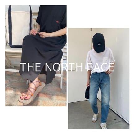 THE NORTH FACE夏のオススメコーディネート!