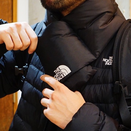 THE NORTH FACE / Nuptse Muffler