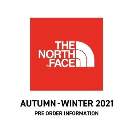THE NORTH FACE 2021年秋冬シーズン 先行予約始まります!