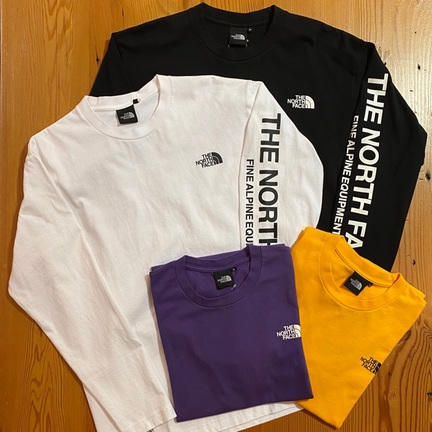 THE NORTH FACE / L/S Tested Proven Tee