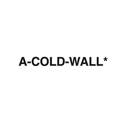 A COLD WALL 新入荷!