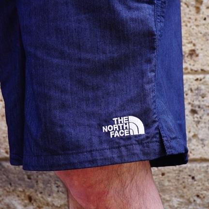 THE NORTH FACE / Nylon Denim Versatile Short