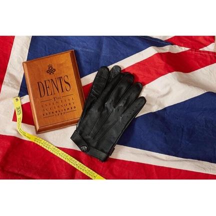 【DENTS】手袋。
