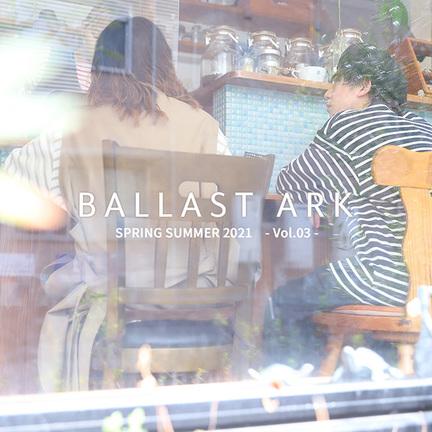 BALLAST ARK バラストアーク バスクボーダー!