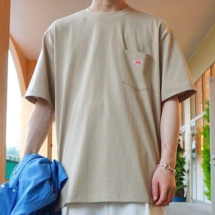 定番Tシャツは欠かせない! DANTON (ダントン)