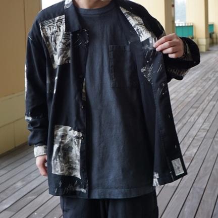 年中着られるアロハシャツ