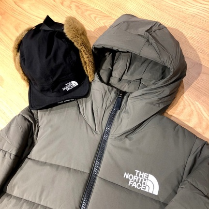 THE NORTH FACE のダウン vol.2