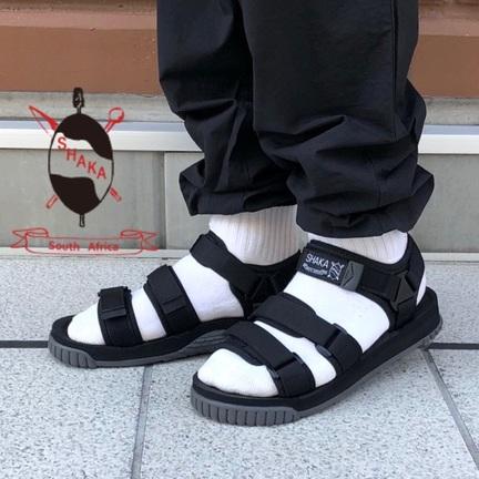 【SHAKA - ネオバンジー -】人気のシャカ  メンズ サンダル